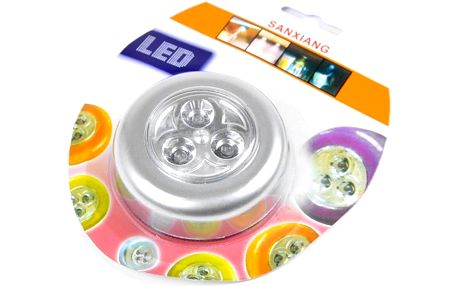 Dotyková LED lampa 4ks