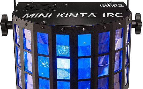 LED světelný efekt Chauvet Mini Kinta IRC