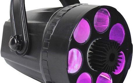 LED světelný efekt BeamZ Micro Acis 4x3W RGBW