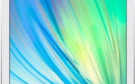 Samsung A300 Galaxy A3 White (SM-A300FZWUETL)