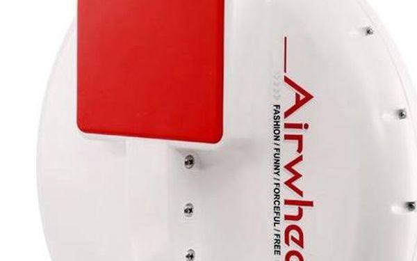 Revoluční jednokolové gyroskopické vozítko X3 s rekuperačním dobíjením od Freewheel.3