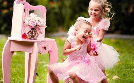 TUTU sukénka pro malé baletky a princezny
