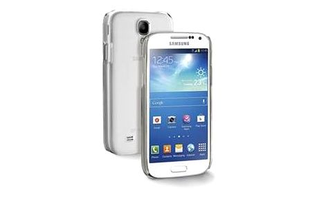 CellularLine Invisible zadní kryt pro Samsung i9195 Galaxy S4 Mini
