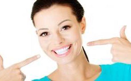 Získejte krásný bílý úsměv za méně než hodinu jen ...