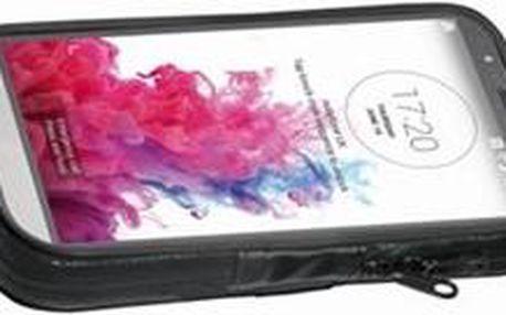 """CellularLine Interphone SM57 univerzální voděodolné pouzdro na řídítka pro 5,7"""" telefony a GPS"""