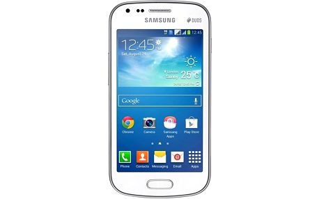 Samsung S7582 Galaxy S Duos 2 White (GT-S7582UWAETL)