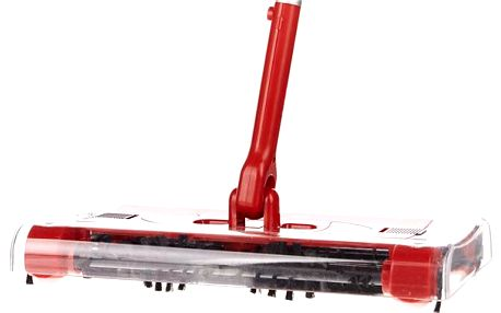 Otočný zametač Sweeper G6 - bezdrátový