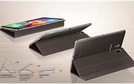 Samsung EF-BT700B polohovací pouzdro pro T700 Galaxy Tab S 8.4 bronzové