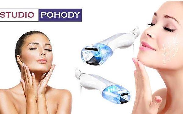 Trápí vás dvojitá brada nebo povadlá kůže pod krkem. Máme řešení! Udělejte si radost a dopřejte si příjemné ošetření nejnovějším neinvazivním přístrojem k kosmetické péči.4