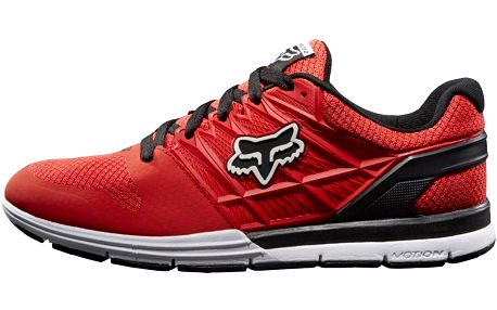 Fox Motion Elite 2  Red/Black/White, červená, 45