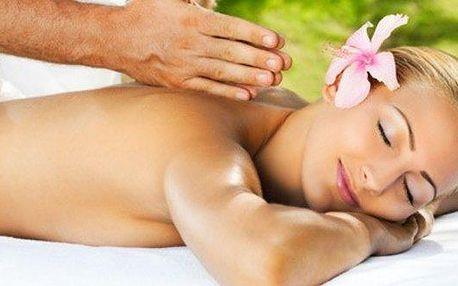 Relaxační nebo sportovní masáž v délce 90min.