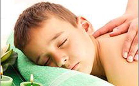 Havajská masáž pro děti