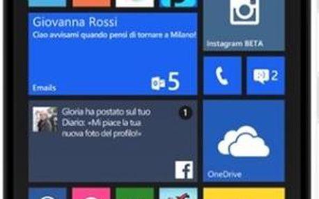 Nokia Lumia 730 Dual-SIM White