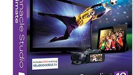 Software Pinnacle Studio 18 Ultimate CZ (PNST18ULMLEU)