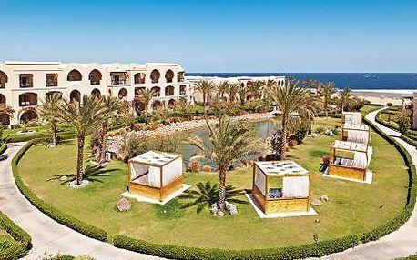 Egypt, oblast Safaga, doprava letecky, all Inclusive, ubytování v 5* hotelu na 8 dní