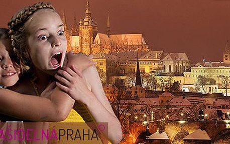 Za strašidly na Pražský hrad