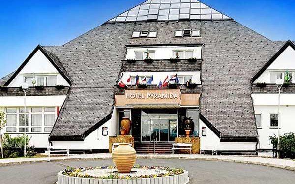 Lázeňský hotel Pyramida