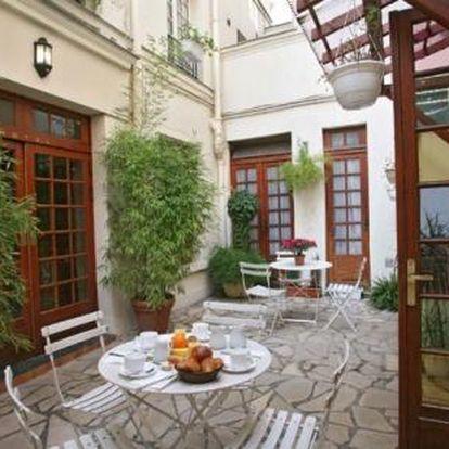 Francie, oblast Paříž, doprava letecky, snídaně, ubytování v 2* hotelu na 3 dny