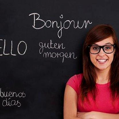 Pololetní jazykové kurzy v centru Prahy