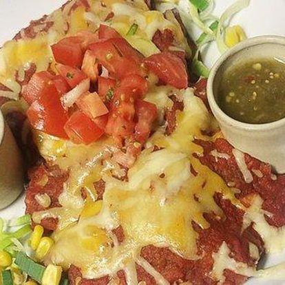 Mexické Enchiladas pro dva