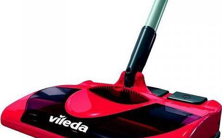 Elektrický smeták Vileda E-sweeper!