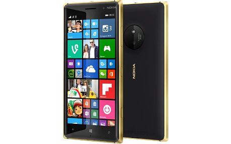 Nokia Lumia 830 Black/Gold