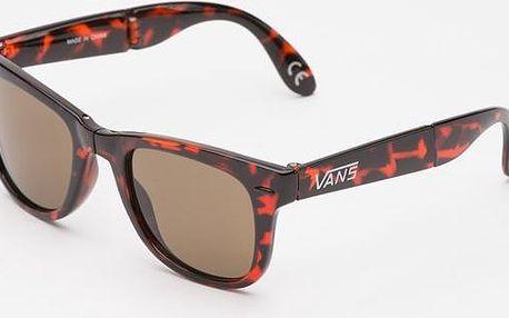 sluneční brýle VANS - Foldable Spicoli Shades Tortoise Gloss (9D7) velikost: OS