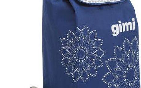 GIMI TRIS FLORAL 56l nákupní taška