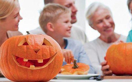 Halloween ve Wellness Hotelu Bahenec