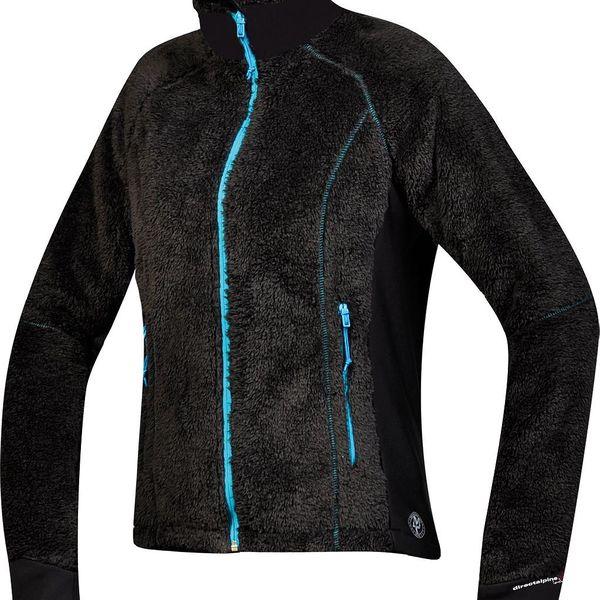 Dámská hřejivá fleece bunda Direct Alpine Lava Lady 2.0 black/orbit L
