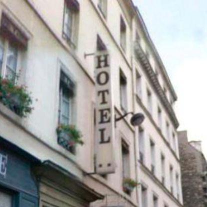 Francie, oblast Paříž, doprava letecky, snídaně, ubytování v 2* hotelu na 4 dny