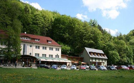 Hotel Skalní mlýn - Blansko, Česká republika, vlastní doprava, strava dle programu