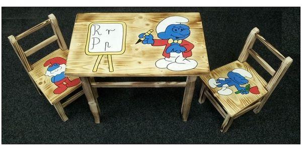 Dřevěná dětská sestava AD 230 - 2323