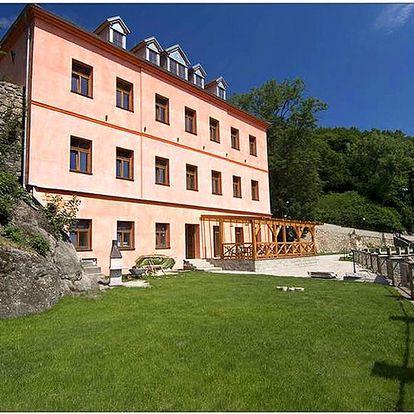 Hotel Stein Elbogen - Loket, Česká republika, vlastní doprava, strava dle programu