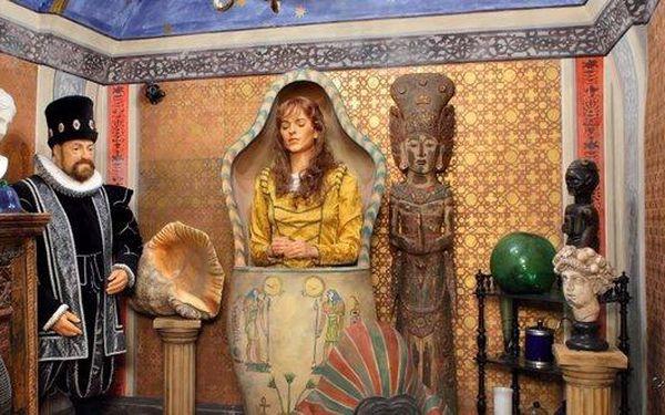 Vstupné do úžasného Muzea voskových figurín2
