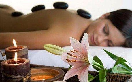 Masáž lávovými kameny či egyptská masáž