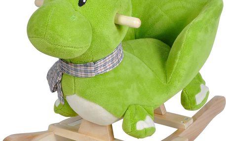 Houpací dinosaurus Olaf se zvukem