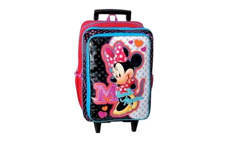 Batoh na kolečkách Disney Minnie
