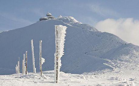 3–7 dní v Peci pod Sněžkou s polopenzí a vínem!