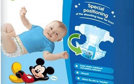 HUGGIES Ultra Comfort JUMBO BOY Disney, vel. 3, 56 ks (5 - 9 kg)
