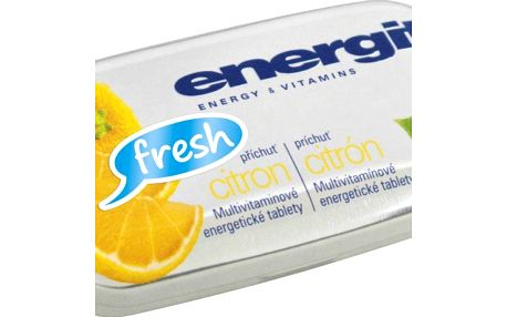 ENERGIT FRESH CITRON 30 tab.