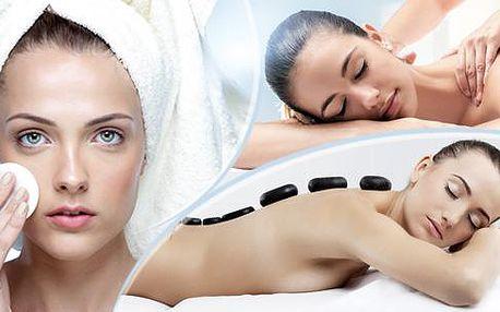 Kompletní kolagenové ošetření pleti pro ženy 25+ s použitím zázračného séra Matrixyl, ultrazvuková žehlička a masáž zad a šíje!