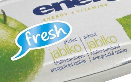 ENERGIT FRESH ZELENÉ JABLKO 30 tablet