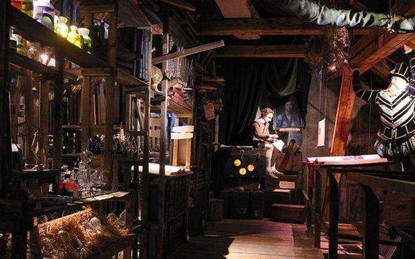 Muzeum alchymistů a mágů staré Prahy