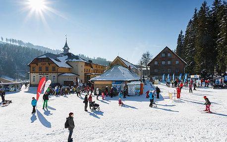 3dny pobytu pro DVA v hotelu Bauer*** v lyžařském středisku v Beskydech na Bílé včetně polopenze a vstupu do wellness za 3.899 Kč za oba!