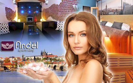 Luxusní apartmány v Praze s privátním wellness…