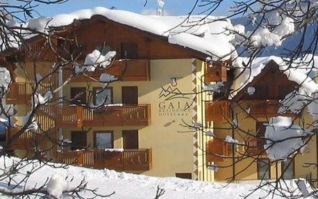 Residence Gaia, Val di Sole, Itálie, vlastní doprava, bez stravy