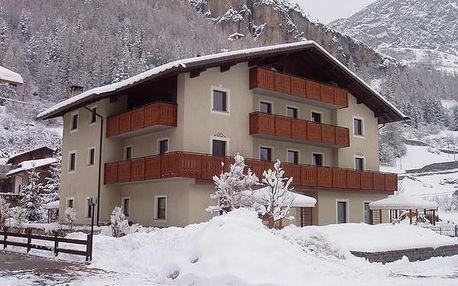 Casa Martinelli, Alta Valtellina, Itálie, vlastní doprava, bez stravy