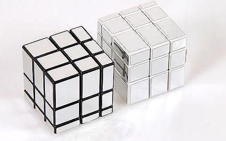 Hlavolam Mirror cube - zrcadlová kostka!!