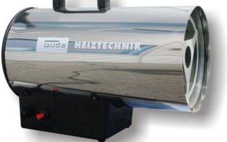 Güde GGH 10 INOX plynová horkovzdušná turbína